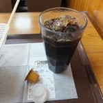 ドムドムハンバーガー - アイスコーヒー