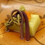 ふしきの - 空豆の豆腐