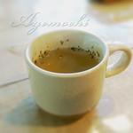 スパイスカフェ ヒトツブ - スープ