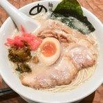 麺屋めん虎 - 料理写真: