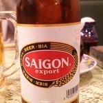 ベトナム料理専門店 サイゴン キムタン - サイゴンキムタン ベトナムビール