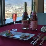 レストラン鳥居平 - ワインとアラカルト