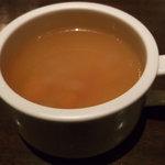 パームカフェ - コンソメスープ