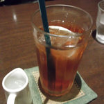パームカフェ - 食後のドリンクは100円です♪