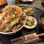てんぬま - 天丼¥1200