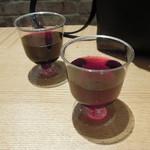 ケーニッヒ - グラスワインはプラカップ
