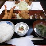 キッチンアオキ - 洋食弁当