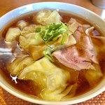 85712097 - ウマウマなワンタン麺(^^)v