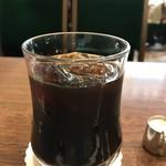 元町サントス - 苦味のあるブレンド、アイスコーヒーで(2018.5.12)
