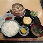 勿忘草 - 料理写真:ホイコーロー定食