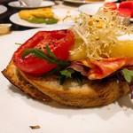Sheraton Macao Hotel, Cotai Central - 飽きたのでビュフェでサンドイッチを自作してみた。