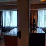 Sheraton Macao Hotel, Cotai Central - 2部屋あります。トイレも2つあるよ。