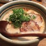あまのじゃく - 料理写真:とんこつ塩 780円。スープがクリーミーでほんと美味しいです。