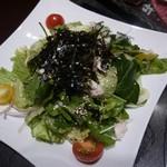土古里 - チョレギサラダ