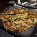 土古里 - 九条葱と海鮮チジミ