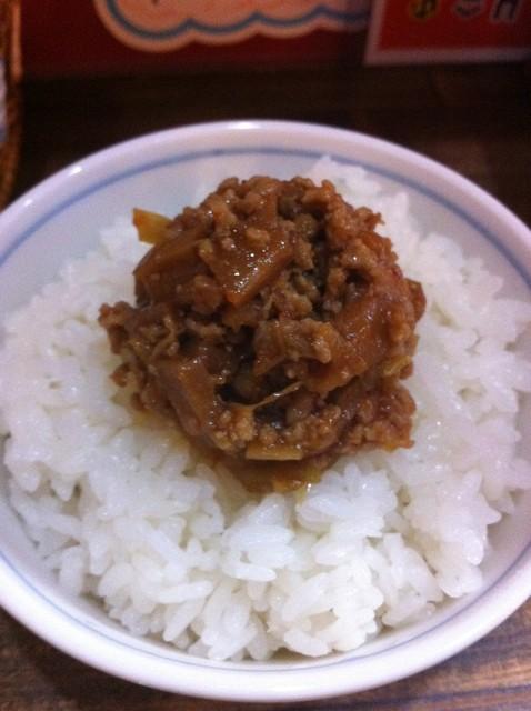 らー麺味噌やす - 小ライス