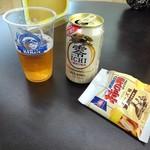 キリンビール - ドリンク写真:ノンアルです。