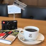 緑と風の珈琲館 ウミノ - ドリンク写真: