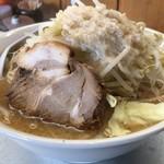 らーめん 福屋 - 料理写真:福ラーメン