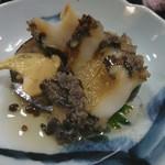 山葵 - 料理写真:煮あわび
