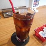 カフェグラマシー - アイスコーヒー
