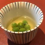 くろぎ - うすい豆