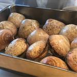 くろぎ - 生とり貝も素敵なサイズ。後に焼きと天婦羅でいただきますよ。
