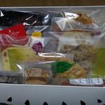 サンモーリス - 料理写真:3月末に、ご近所から頂いたギフトプレゼント