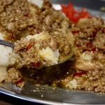 立川マシマシ - ご飯が進むマシライス