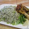 レストラン サダフ - 料理写真:マヒチェとバガリポロ1,500円