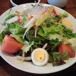 精肉問屋直営焼肉店 やきにくの蔵 - 野菜サラダ 480円