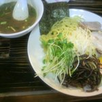 まるさんラーメン - つけ麺