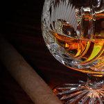 ジャズクラブ エイティー ワン クラブ - 料理写真:シガーが楽しめるのがうれしい