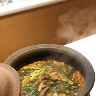 この冬おすすめ☆ほっこりカレー鍋☆