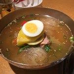 明月館 - 冷麺