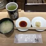 魚がし日本一 - 味噌汁付きです♪