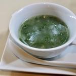 85735685 - スープが温かい