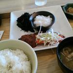 大戸屋 - 天然紅鮭定食☆800円