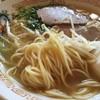 リバー - 料理写真:中華そば・牛骨/¥600