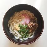 リバー - 肉うどん/¥500