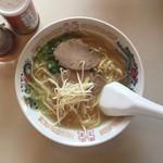 リバー - 中華そば・牛骨/¥600