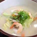 85741105 - ●野菜たっぷりちゃんぽん 730円 → 500円 (ランパスvol.11提示)