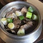 福わ家 - 牛すき釜ご飯