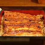 味治 - 料理写真:☆うな重 3000円