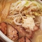 麺屋 おざわ - 生姜