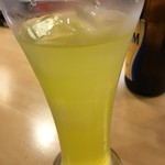 や台ずし - シークワーサ酒