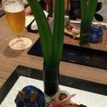 日本料理 花月 - 端午の節句見立て