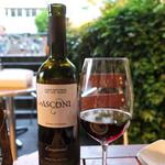 中目黒グリル SLOW TABLE - モルドヴァのワイン