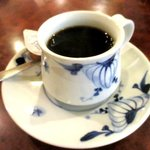 昔ながらの喫茶店 友路有  - セットのブレンド!