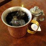 昔ながらの喫茶店 友路有  - アイスコーヒー!